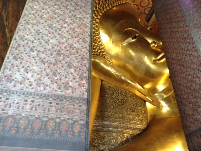 De liggende Boeddha van Wat Pho