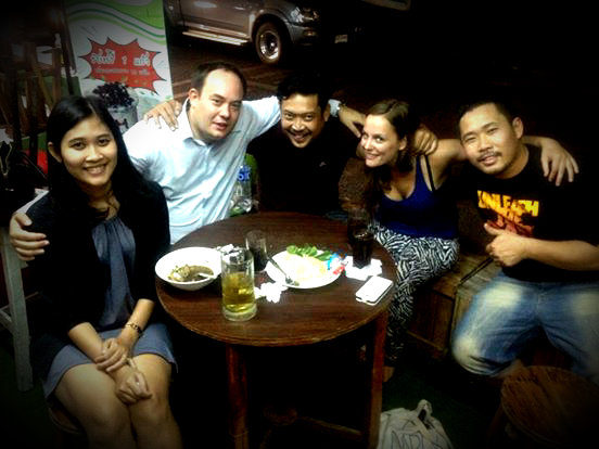 Bangkok locals