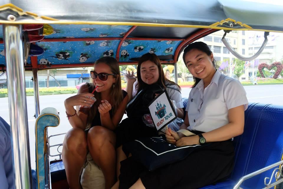 Bangkok locals tour