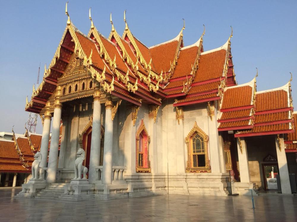 Wat Benchamabophit Bangkok