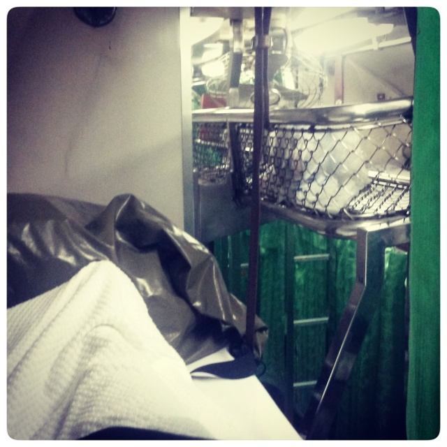 Thaise trein stapelbed tweede klasse slaaptrein