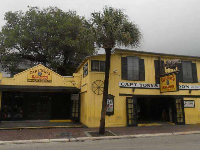 Captain Tony's Saloon, Key West, Florida, Verenigde Staten