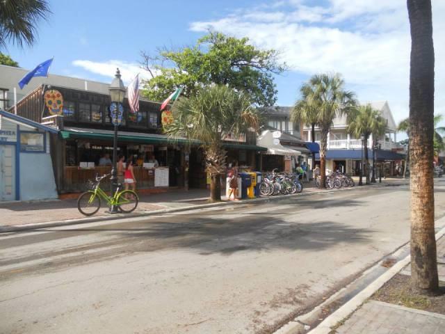 Duval Street Key West Florida Verenigde Staten