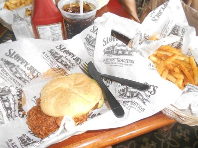 Sloppy Joe's bij Sloppy Joe's, Key West, Florida, Verenigde Staten