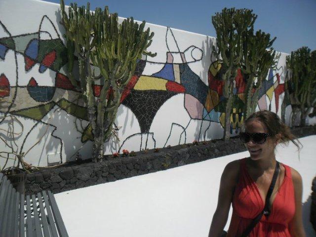 César Manrique Fundacion, Lanzarote, Canarische eilanden, Spanje