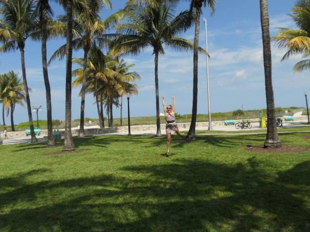 Miami Beach Lummus Park