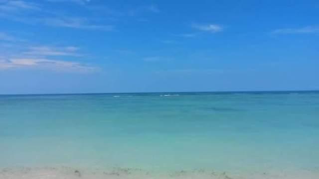 Gili Air kust, gili eilanden, lombok, Indonesië, Zuid Oost-Azië