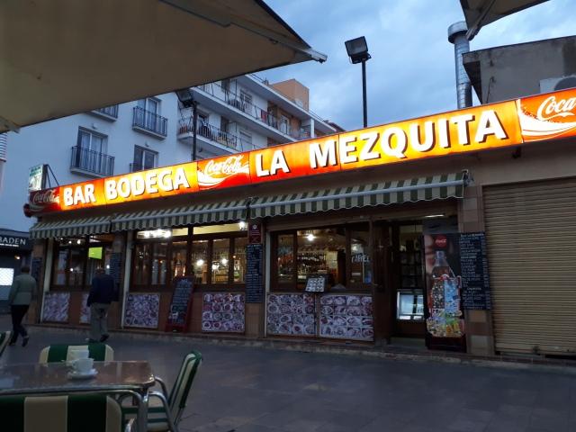 La Mezquita, beste restaurant in Lloret de Mar, Costa Brava, Spanje voor een authentieke Catalaanse maaltijd