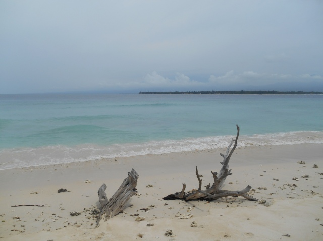 Paradijs op aarde op Gili Meno, Lombok, Indonesië, Zuid Oost-Azië